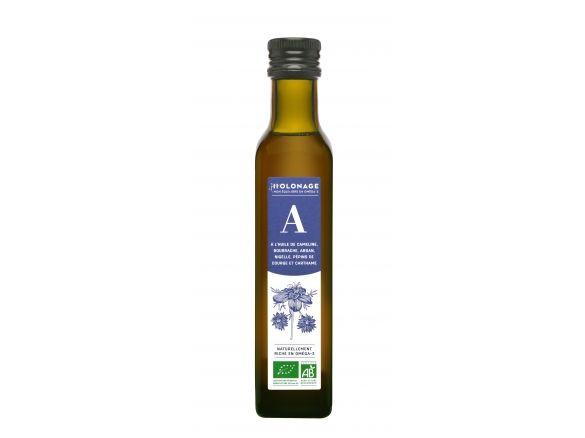 Holonage A - mélange huile système digestif - 250mL