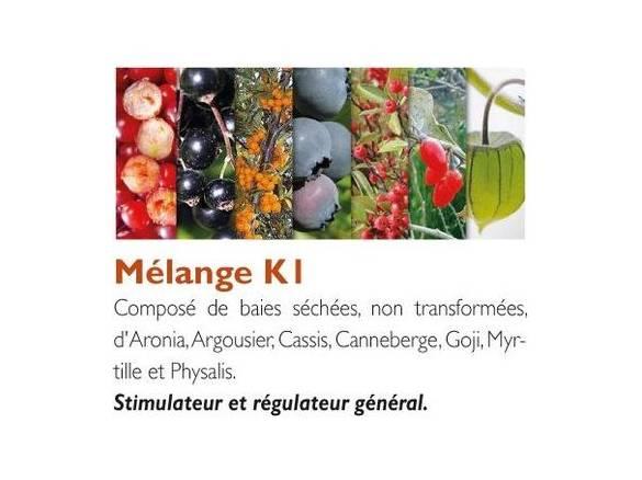 Mélange K1 - DLUO 03/2019