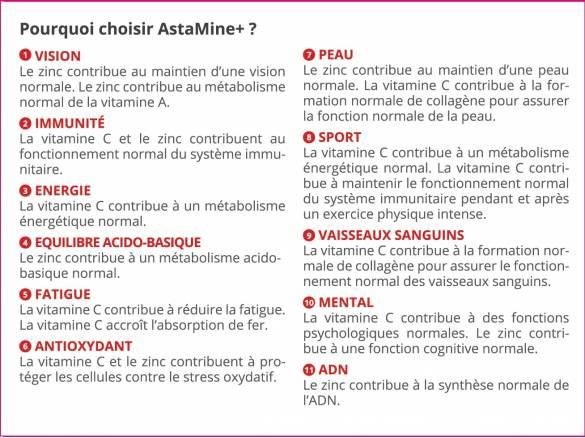 AstaMine+ - DLUO 01/2020