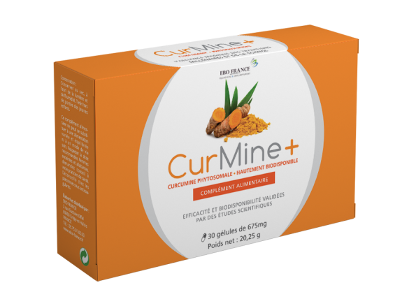 CURMINE + 30 GELULES