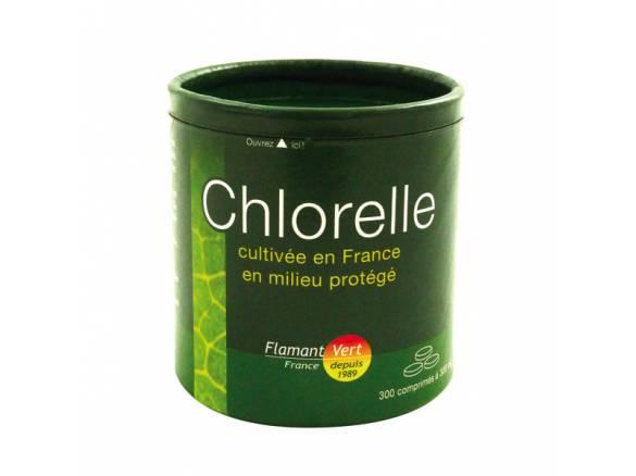 flamant-vert-chlorelle-300-comprimes-300mg