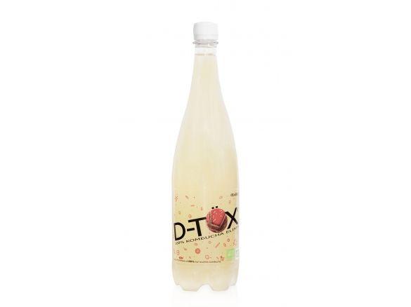 Kombucha D-tox bouteille 1L 2019