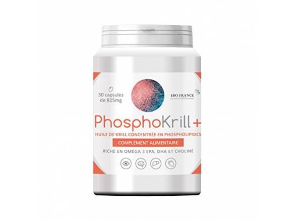 PhosphoKrill+ boite de 30 capsules
