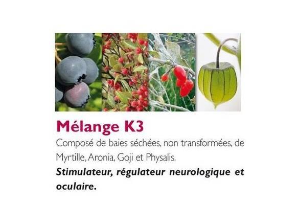 Mélange K3 - DLUO 03/2019