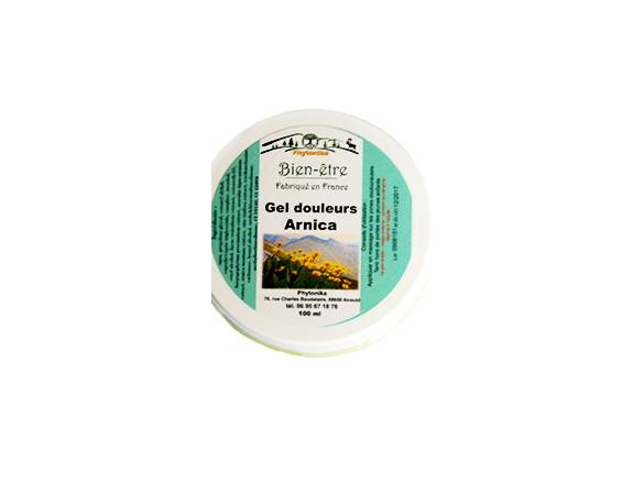 Gel Arnica de Phytonika 100mL