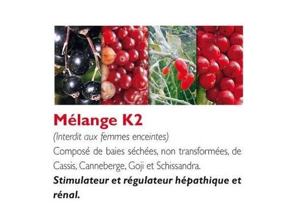 Mélange K2 - DLUO 03/2019