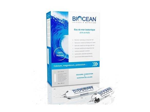 BIOCEAN ISOTONIC 30 AMPOULES
