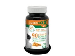 Pilulier Curcumaxx 90 gélules