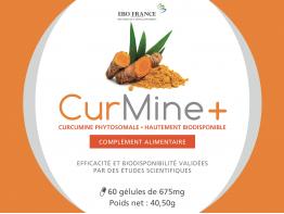 Curmine+-EBO R&D-Curcumine phytosomale
