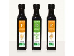 Cure Vieillir en forme Holonage Flacons E-D-E